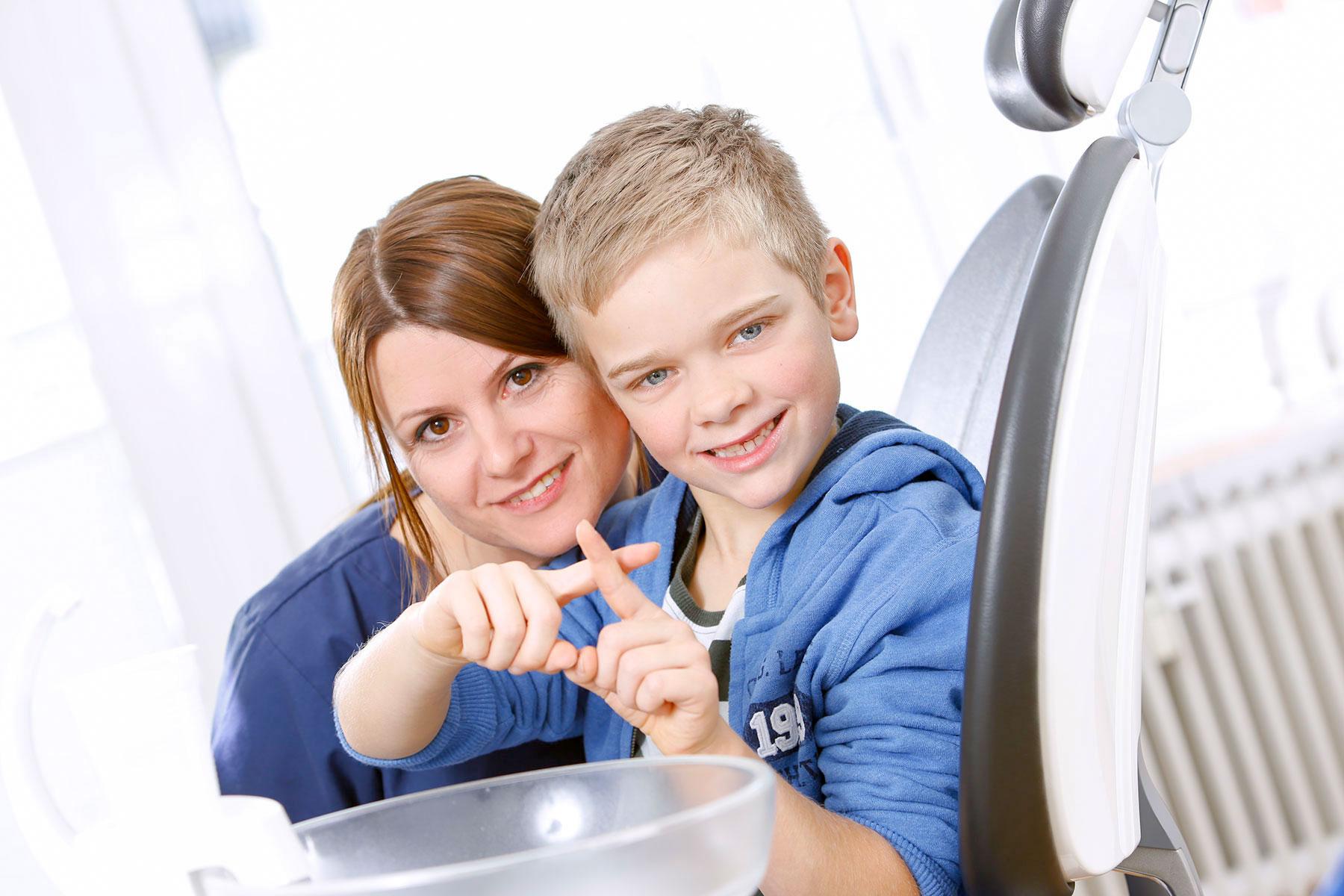 Zahnärzte Grundmann - Kinderzahnheilkunde